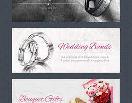 #16 cho Design 3 Banners for a gifts & jewellery website bởi VrushaliSingh