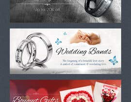 #19 cho Design 3 Banners for a gifts & jewellery website bởi VrushaliSingh