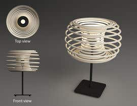 Nro 106 kilpailuun Q.Qute 3D Print Lamp Shade Design Contest 2016 Summer käyttäjältä CamAnhh