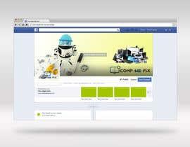 princeboyy tarafından Design a Facebook landing page için no 8