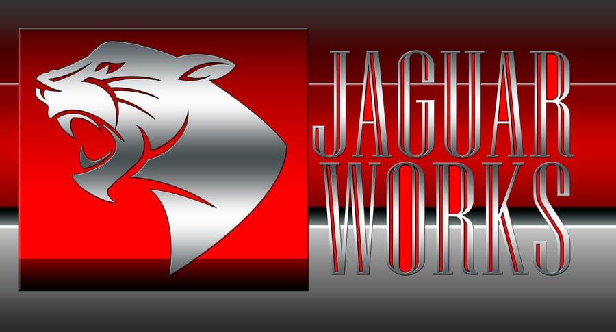 Inscrição nº 59 do Concurso para Design a Logo for Jaguar Works