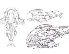 #5 for Illustrate Some Spaceships! by xolas