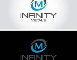 #64 for Design a Logo for Infinity Metals af ConceptFactory