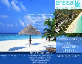 #13 for Design a Brochure for ENSISAL (trifold) by unisunindia