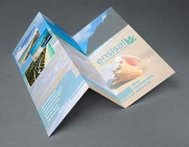 #15 for Design a Brochure for ENSISAL (trifold) af Spensers