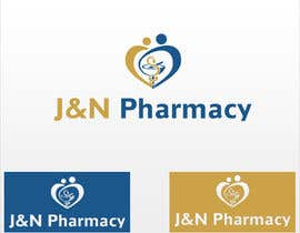 #64 cho Design a Logo for J & N Pharmacy bởi titif67