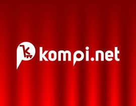 #13 para Design a Logo for KOMPI[dot]NET por creativdiz