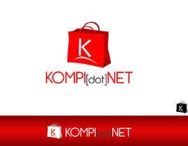 #49 para Design a Logo for KOMPI[dot]NET por vishakhvs
