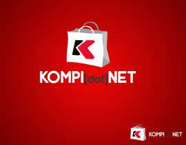 #74 para Design a Logo for KOMPI[dot]NET por vishakhvs