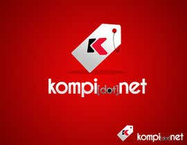 #87 para Design a Logo for KOMPI[dot]NET por vishakhvs