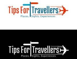 jaywdesign tarafından Design a Logo for Tips For Travellers için no 50