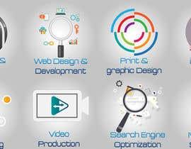 Nro 6 kilpailuun Design Business Service Icons käyttäjältä Ma3sTrOHZ