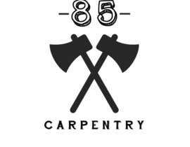 nathfransisca tarafından Design a Logo for eighty-five carpentry için no 17