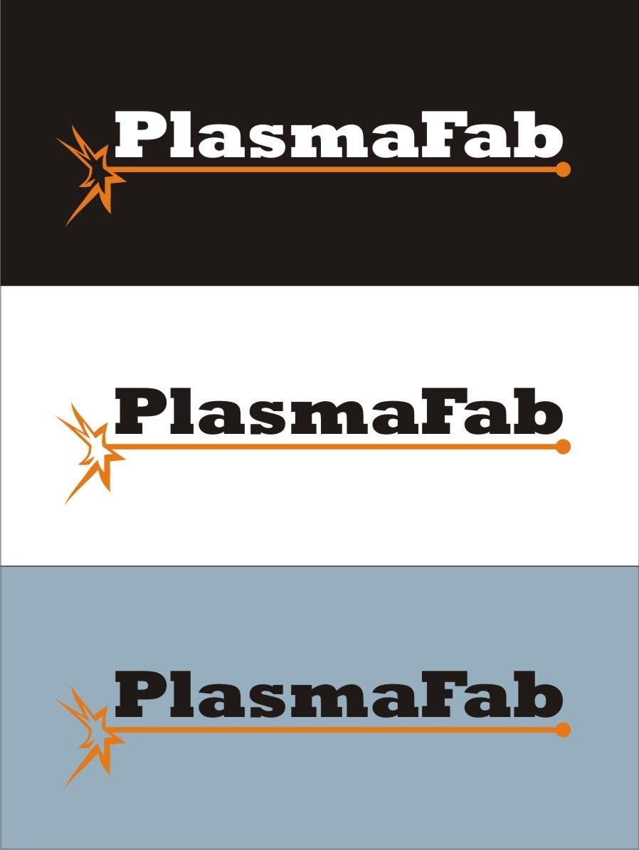 Конкурсная заявка №311 для Logo Design for PlasmaFab Pty Ltd