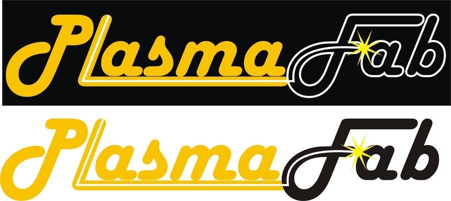 Конкурсная заявка №201 для Logo Design for PlasmaFab Pty Ltd