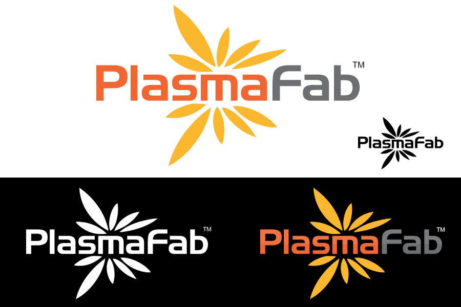 Конкурсная заявка №109 для Logo Design for PlasmaFab Pty Ltd