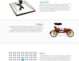 #7 for Design a Website by AdobeDesigneer