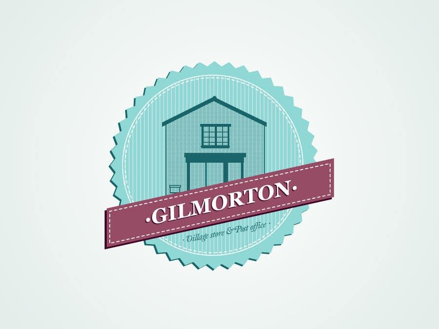 Inscrição nº                                         72                                      do Concurso para                                         Logo Design for Gilmorton Village Store