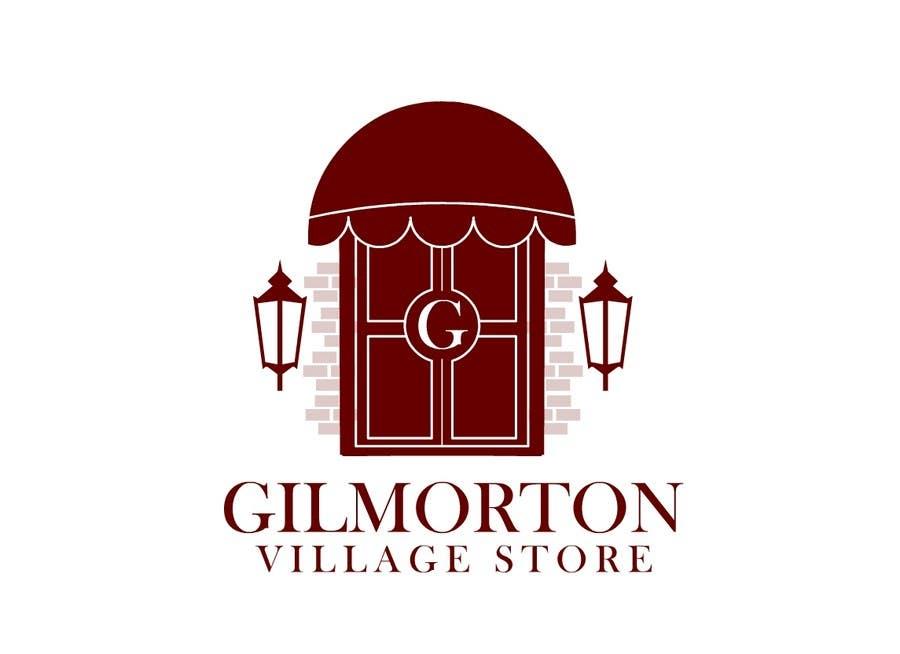 Inscrição nº                                         73                                      do Concurso para                                         Logo Design for Gilmorton Village Store