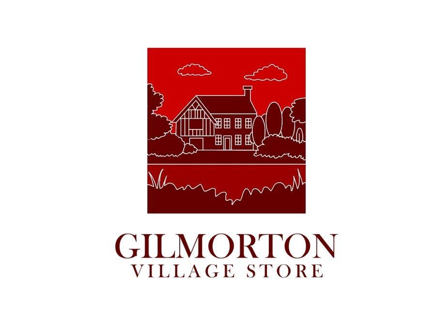 Inscrição nº                                         77                                      do Concurso para                                         Logo Design for Gilmorton Village Store