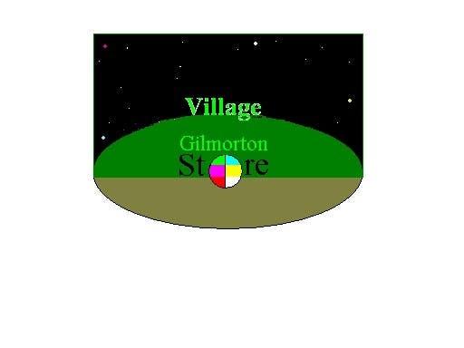Inscrição nº                                         70                                      do Concurso para                                         Logo Design for Gilmorton Village Store