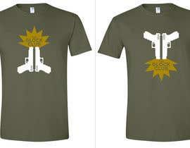 Nro 6 kilpailuun Design a T-Shirt käyttäjältä MarkoStrok