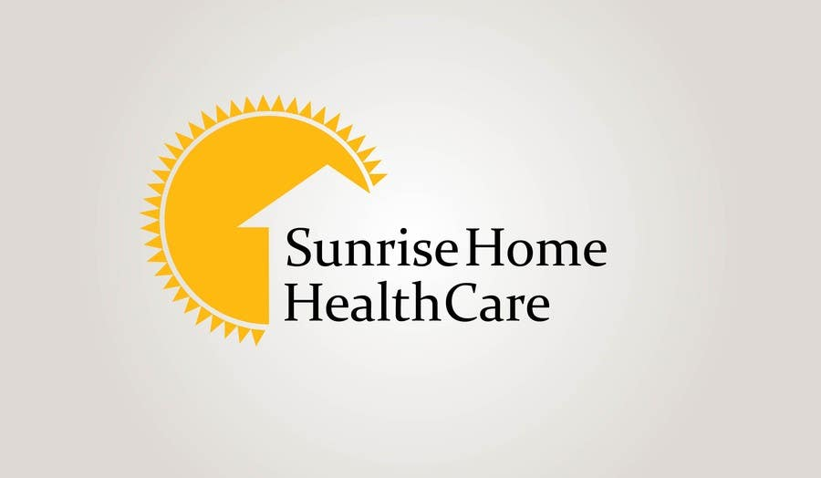 #41 for Sunrise home health care by LouieJayO