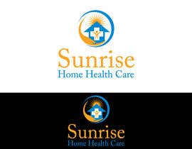#85 for Sunrise home health care by mdreyad