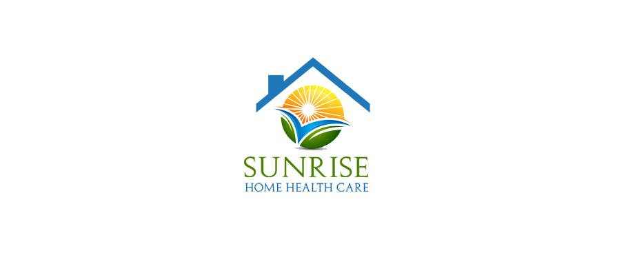 #61 for Sunrise home health care by hxdesigner