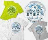 Graphic Design Kilpailutyö #15 kilpailuun Technology Camp t-shirt design set