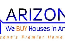 Nro 6 kilpailuun We BUY Houses in Arizona LOGO käyttäjältä Yusuf3007