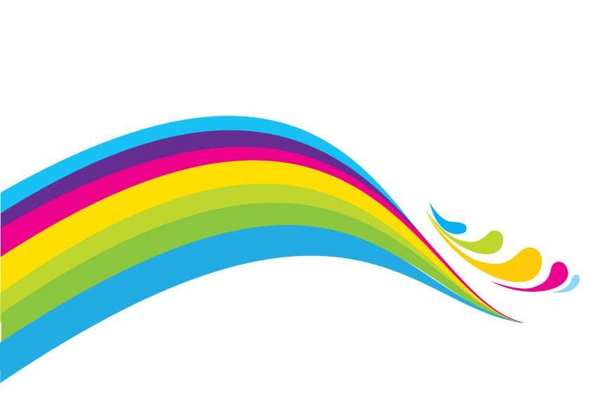 Inscrição nº 10 do Concurso para Simple colour splash/ swoosh