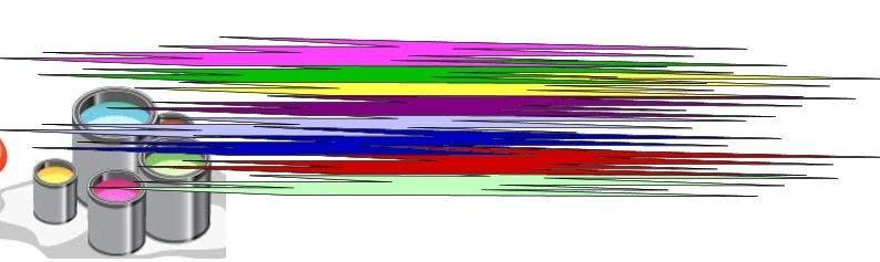 Конкурсная заявка №6 для Simple colour splash/ swoosh