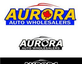 #268 for Logo Design for Aurora Auto Wholesalers inc by Minast