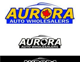 #267 for Logo Design for Aurora Auto Wholesalers inc af Minast
