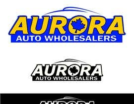 #266 for Logo Design for Aurora Auto Wholesalers inc by Minast