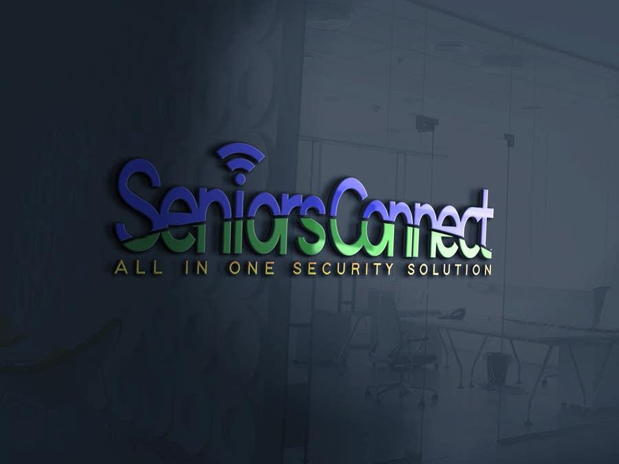 Kilpailutyö #16 kilpailussa Design a Logo for Senior Wireless Phone