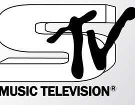 #29 for Design a Logo similar to MTV by jinboss1