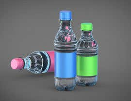 #4 cho Model a plastic beverage bottle in Cinema 4D bởi appleheart