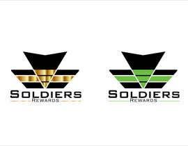 Nro 106 kilpailuun Design a Logo for SoldiersRewards.com käyttäjältä mohamedgassara