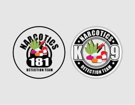 Nro 46 kilpailuun Design a Logo for Narcotics K9 käyttäjältä venky9291
