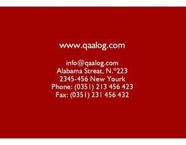 #263 for Develop a Corporate Identity for Qaalog af antoniosanches