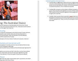 ammadcheema719 tarafından Writing 'news' articles about Metal Recycling in Australia için no 11
