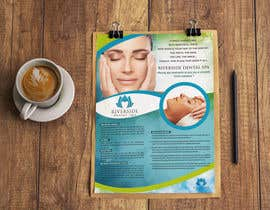 """#7 for Design a """"day spa"""" flyer by atuljparmar"""