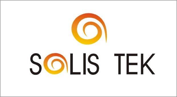 Konkurrenceindlæg #12 for Logo Design for Solis Tek