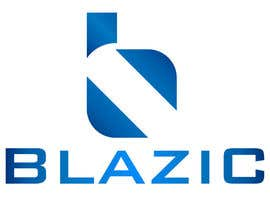 #458 for Design a Logo for Blazic by dezineWings