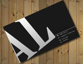 #14 para Business Card Design for Alan Lien por kosmografic