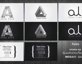 #18 para Business Card Design for Alan Lien por asifakberali