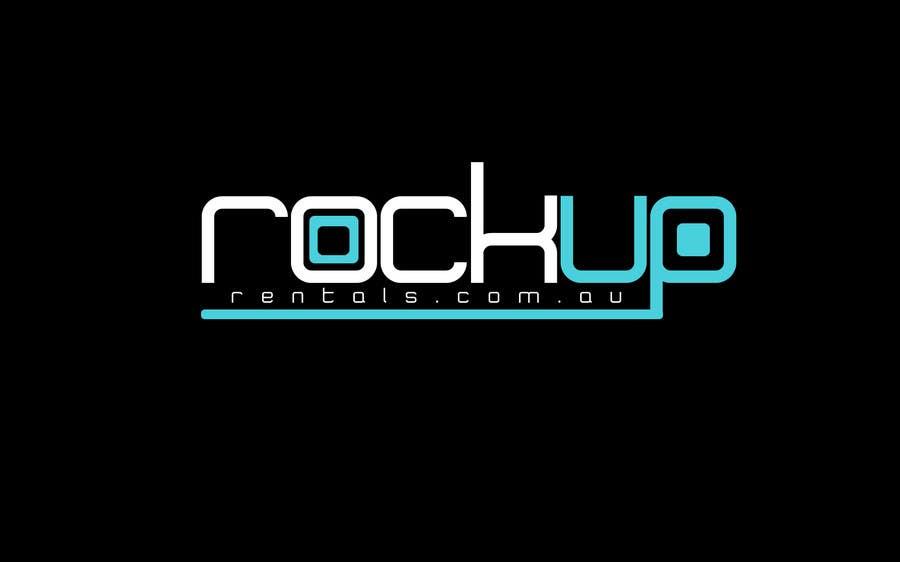 Конкурсная заявка №281 для Logo Design for RockUp Rentals.com.au