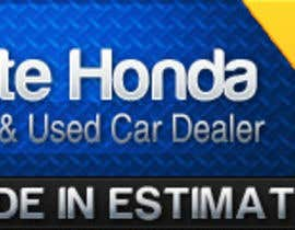 #9 for Design a Banner for Auto Dealer Website by mediatronics